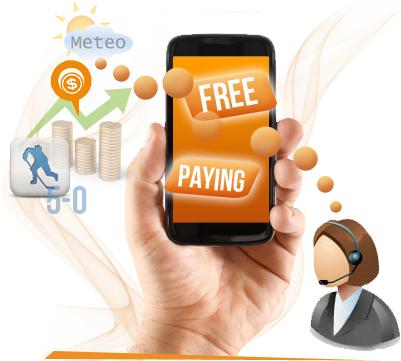 Transfer On Call convert free calls into revenue | VoxTel